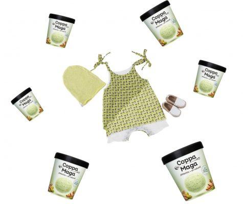 lime & pistachio