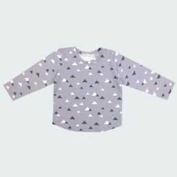 confetti long sleeve tee