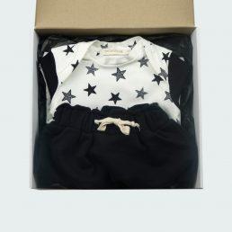 stars baby newborn box