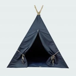 tipi tent denim