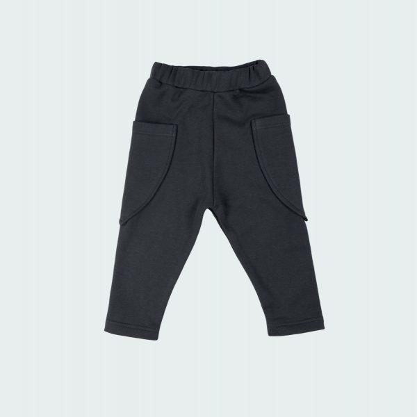 grey pocket pants