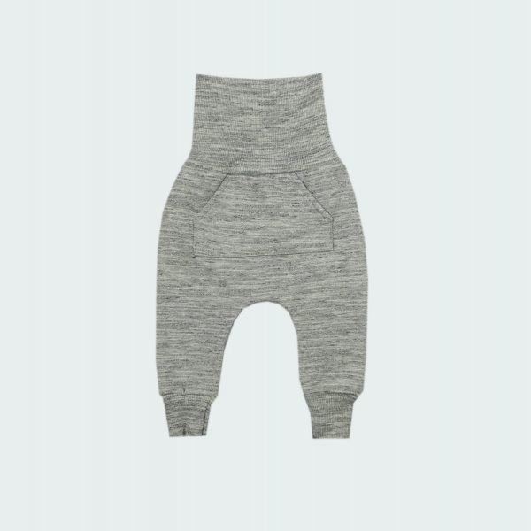 grey baby pants
