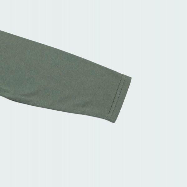 olive origami tee