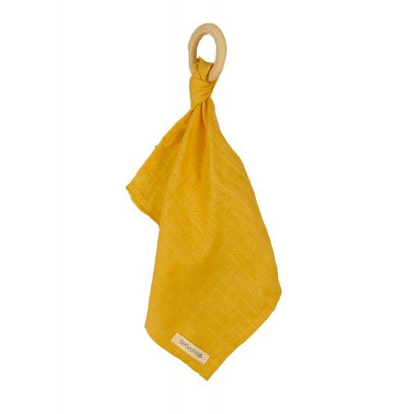 yellow blankie