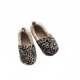 sand leopard espadrilles