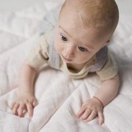 Baby sand tee
