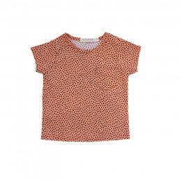 Baby coral tee