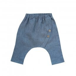 Blue baby pants