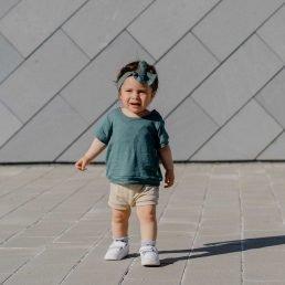 Sand baby shorts