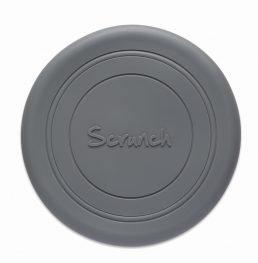 Charcoal grey foldable flyer